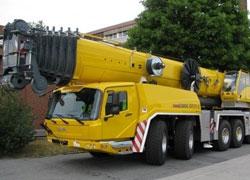 65吨吊车出租