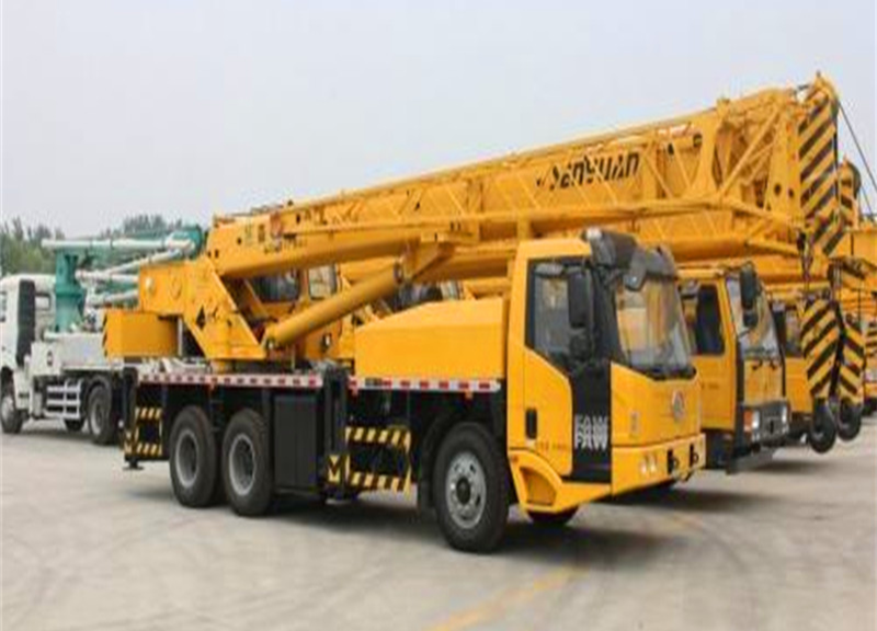 泸县50吨吊车出租